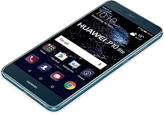 Huawei 351973 P10 Lite Smartphone 5 2 Zoll Blau Elektronik
