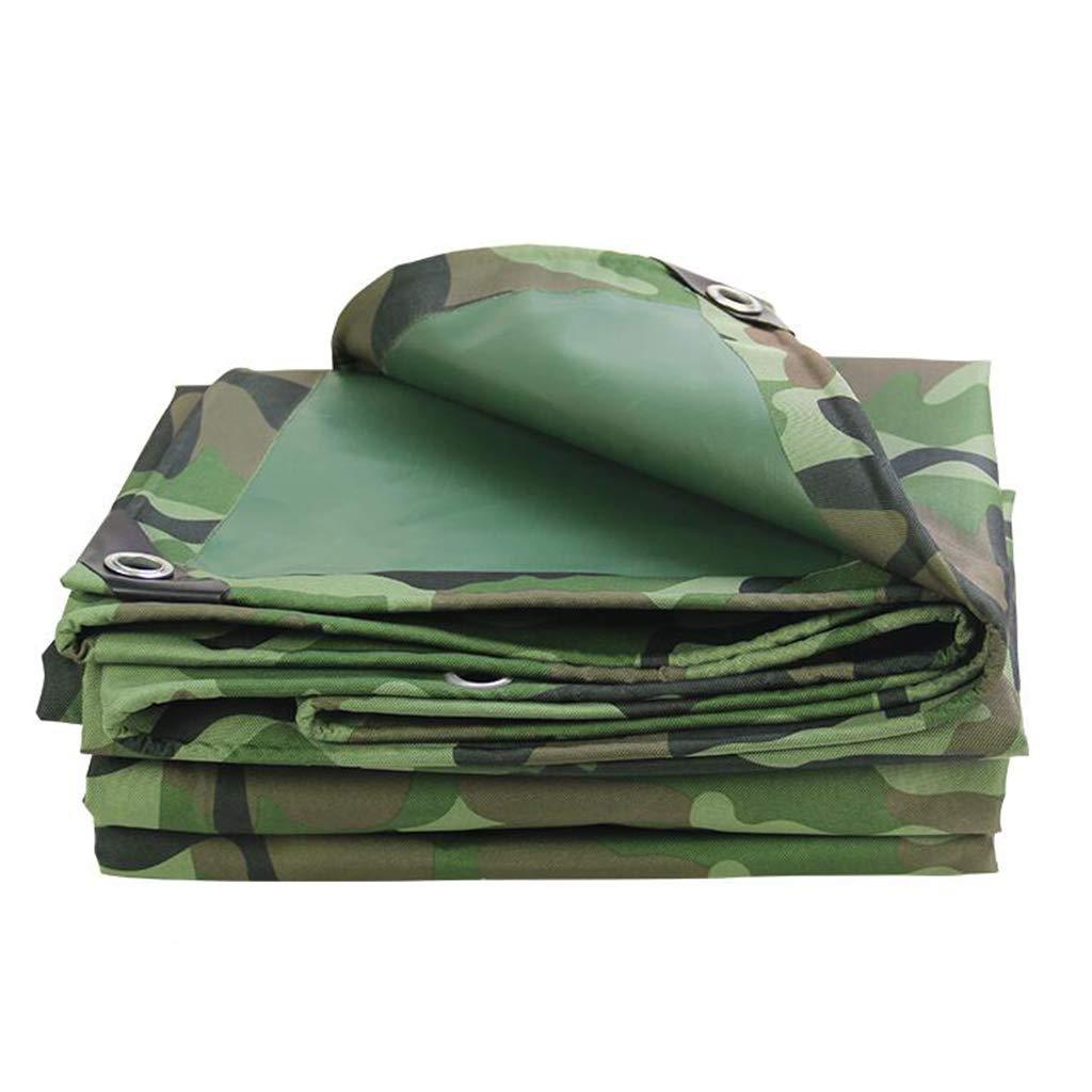 Plane PENGJUN Tarps Tarpaulin Wasserdichte Sonnencreme staubdicht kalt Camouflage Oxford Tuch Es ist weit verbreitet