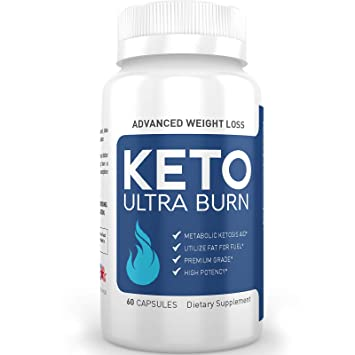 Hotsku Keto Ultra Burn Best Metabolic Ketosis Support Supplement For Women And Men 60 Capsules