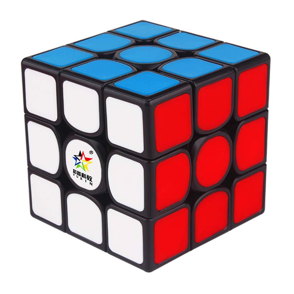 【1着でも送料無料】 CuberSpeed Yuxin カイリン カイリン 3x3 CuberSpeed B07L9TGVNZ V2 M ブラック マジックキューブ Yuxin 3x3x3 V2M スピードキューブパズル B07L9TGVNZ, わくわく生活:aaf03f3d --- a0267596.xsph.ru