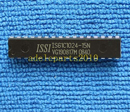 FidgetGear 5pcs IS61C1024-15N IS61C1024 128K x 8 HIGH-Speed CMOS Static RAM DIP-32