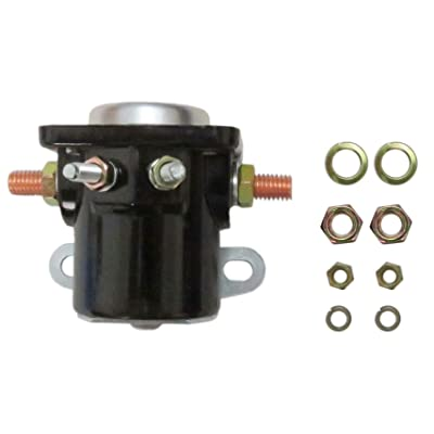 Universal Generator Starter Relay Solenoid For Onan Replacement # 307-2570, 307-1617, 307-0845: Automotive