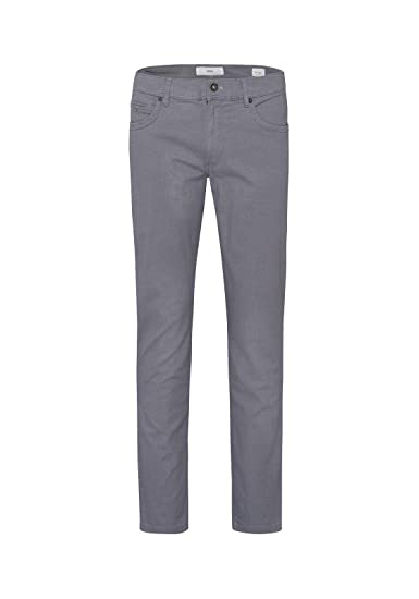 great fit super quality free delivery BRAX Herren Two Tone Five Pocket Flachgewebe Hose