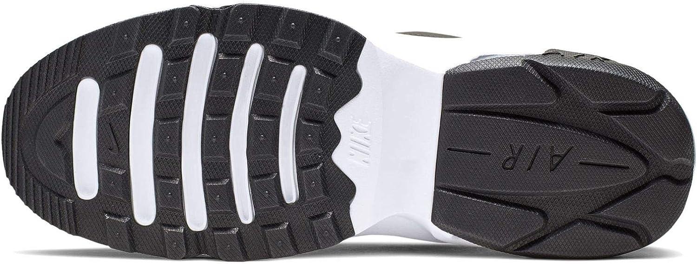 Nike Air Max Graviton hardloopschoenen voor heren Multicolour Antraciet Volt Zwart Wit 004