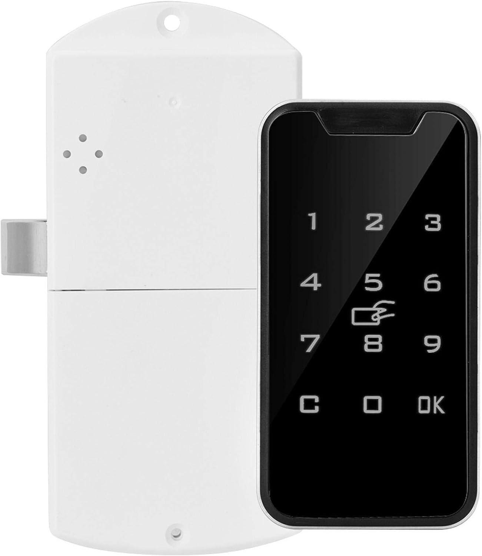 Cerradura Inteligente con contrase/ña RFID Digital con Teclado t/áctil Byged Cerradura Inteligente