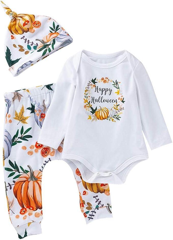Wang-RX Niño Bebé Niño Niña Niños Niños Pantalones de Mameluco con ...
