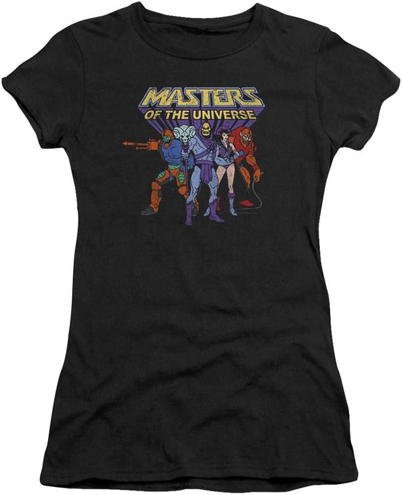 Masters del Universo Equipo de Villanos Juniors Camiseta ...