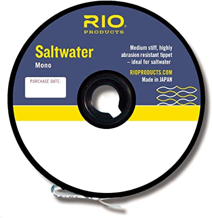 NEW RIO PRODUCTS SALTWATER LEADER 10FT 30LB fly fishing bonefish permit tarpon