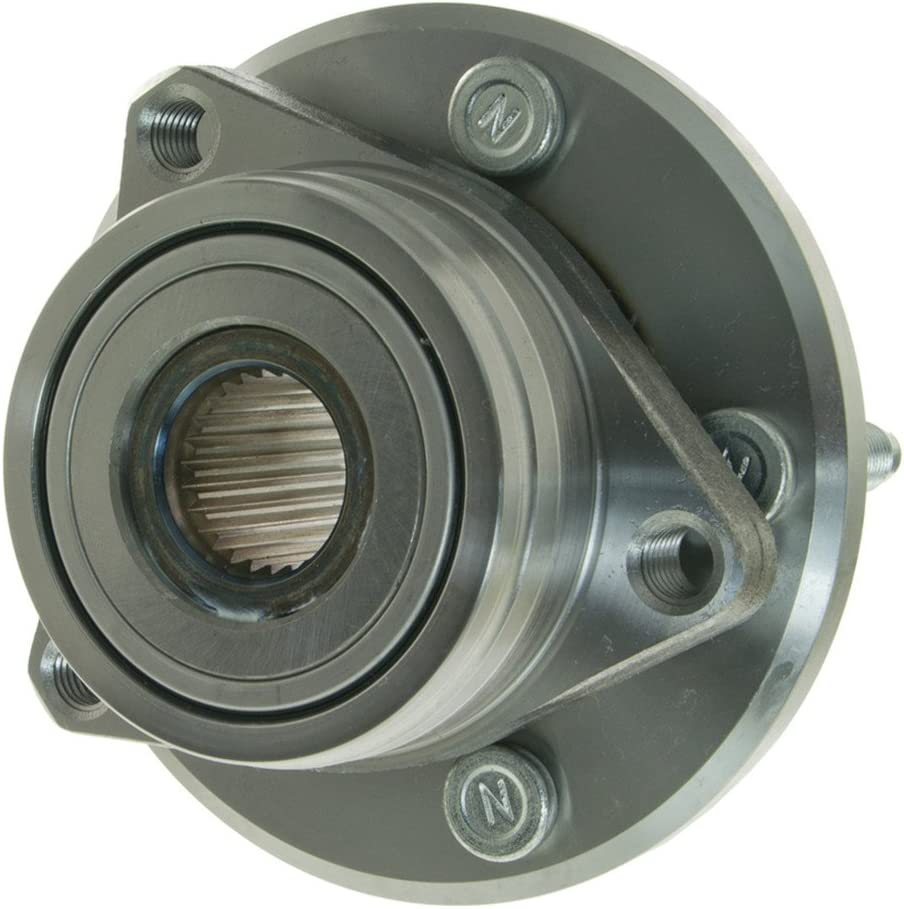 Left and Right - Two Bearings 2004 fits Ford Taurus Front Wheel Bearing and Hub Assembly Included with Two Years Warranty Note: FWD