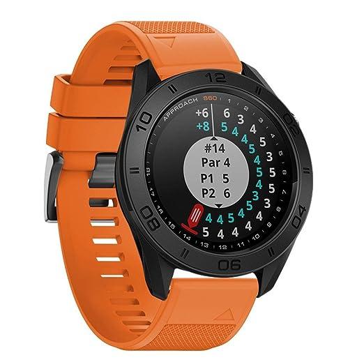 Deporte banda para Garmin enfoque S60 Smartwatch, gotd ...