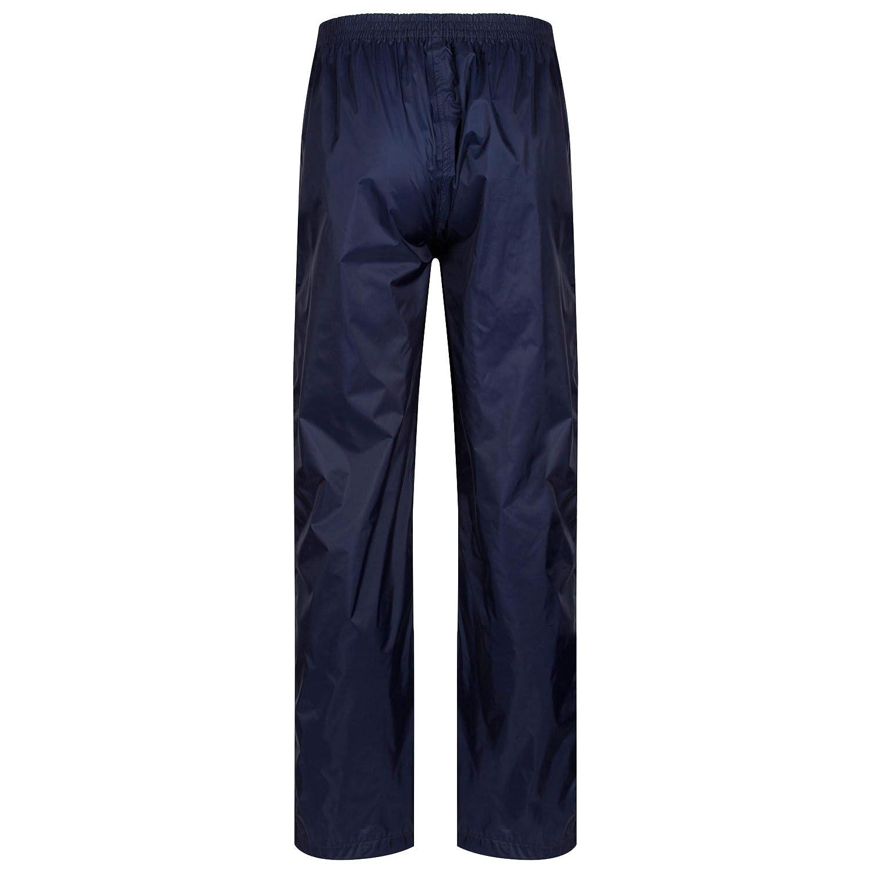 e8ac63e9e Regatta Women's Pack It Regatta Women's Pack It Waterproof Trousers -  Midnight, Small: Amazon.co.uk: Clothing