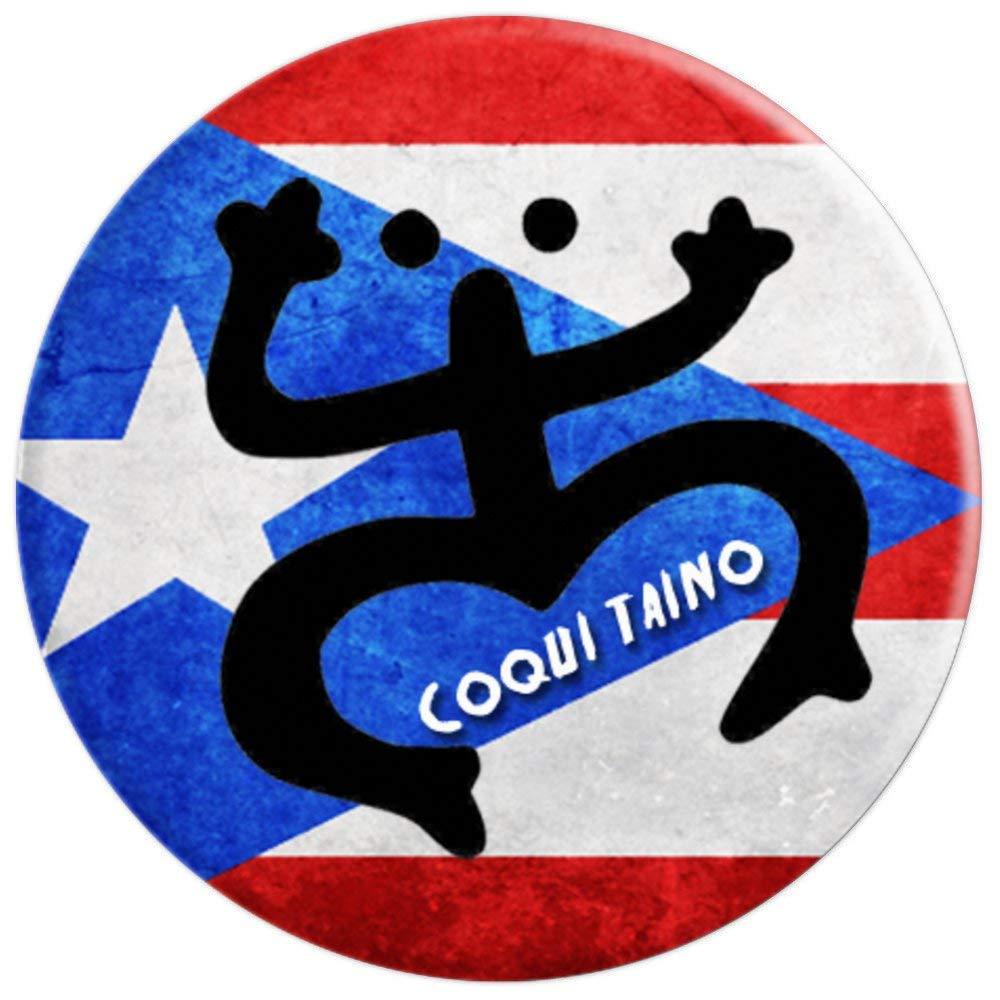 Puerto Rico Flag Taino Coqui Topsimages