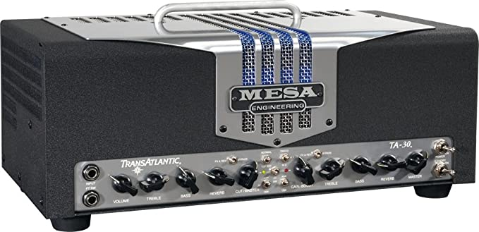 Mesa Boogie Transatlantic TA 30: Amazon.es: Instrumentos musicales