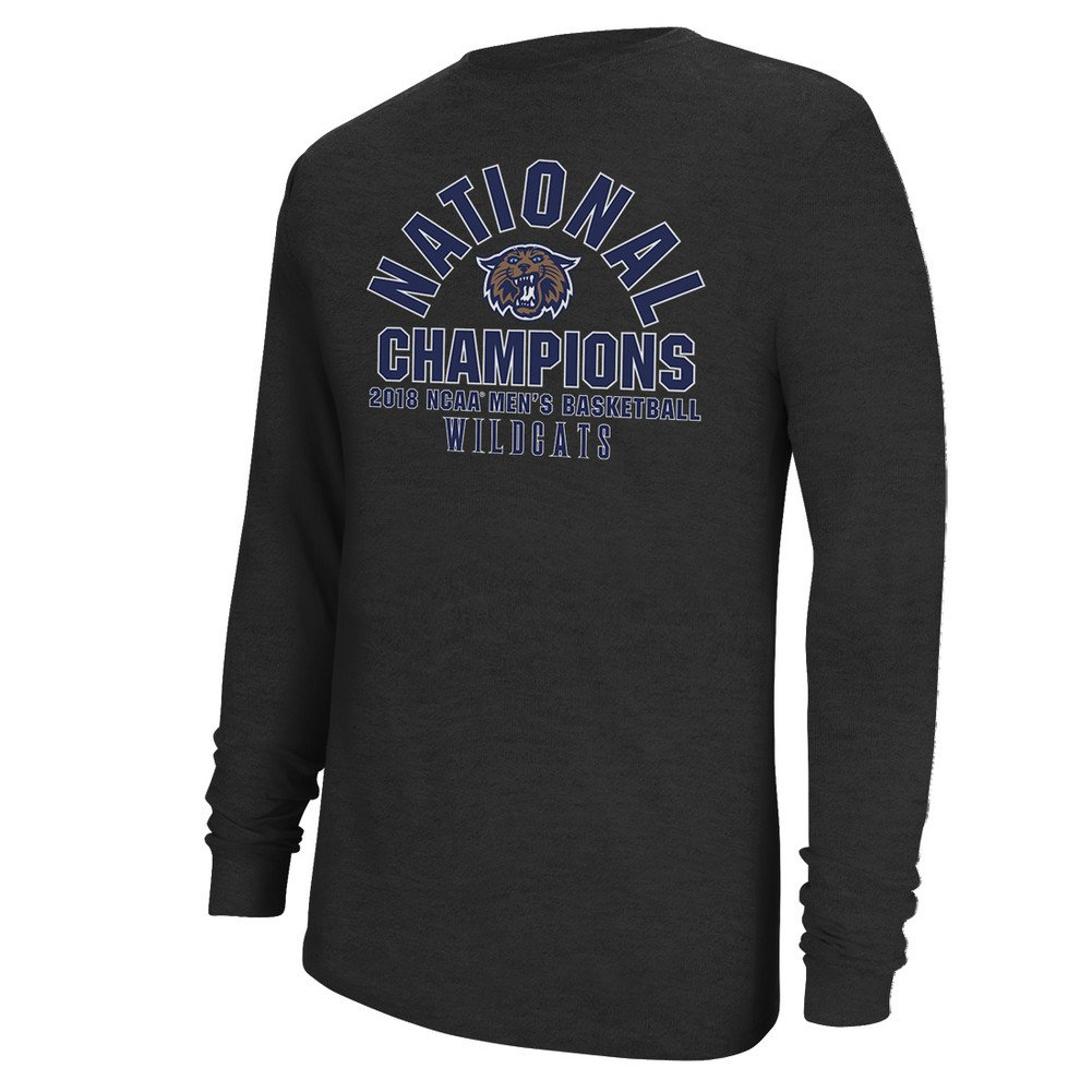 Villanova Wildcats Championships Basketball 2018 Charco Shirts