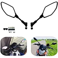 Tamkyo Motorcycle Rearview Mirror Extension Bracket Mirror Code For R1200Gs Lc R1200 1200 Gs 1200 Gs Lc Adventure 2013-2016 Silver