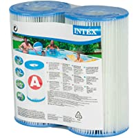 2-Pack Intex Type A Filter Cartridge for Pools