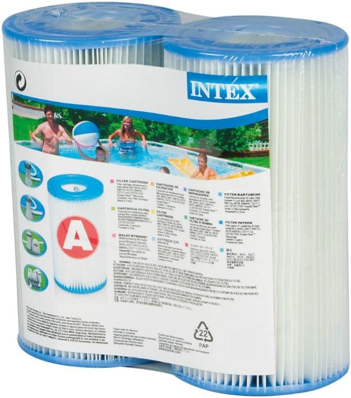 Intex Type A Filter Cartridge – Twin Pack