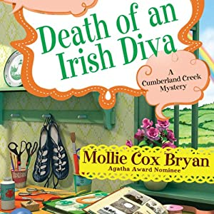 Death of an Irish Diva Audiobook