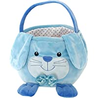 8lirot Easter Cute Animal Basket - Holiday Kids Gift Portable Basket,Kids Bunny Tote Bag Candy and Gifts Carry Bucket…