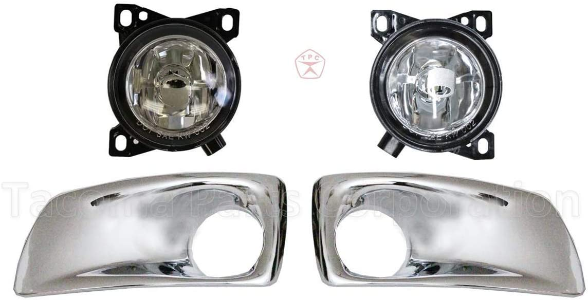 Pair FREE SHIPPING KENWORTH T660 FOG//DRIVING Light with bulbs