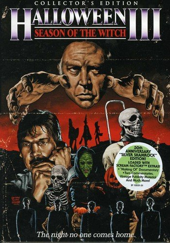 Halloween III: Season of the Witch (Collector's -