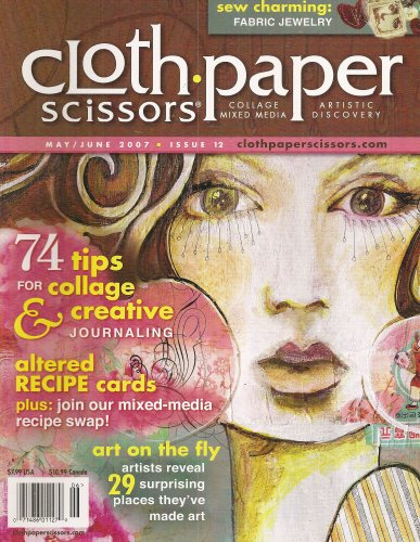 Journalling Cards (Cloth Paper Scissors (May/June 2007, Issue 12))
