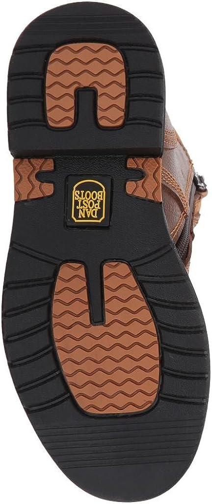 Dpc2684 Dan Post Boys Zyon Leather Boot Round Toe
