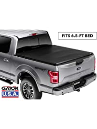 Gator ETX Soft Tri-Fold Truck Bed Tonneau Cover | 59305 | fits Ford F-150 2004-08 Without Rail System, Does not fit...