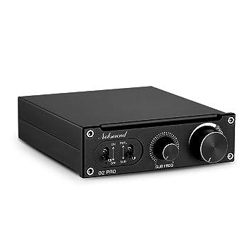 Nobsound G2 Pro 300W - Mini subwoofer Hi-Fi, frecuencia ...