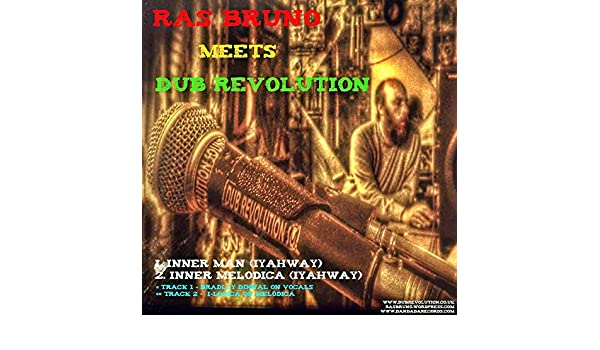 Inner Melodica (iyahway) (feat. Dub Revolution & Ilodica) de Ras Bruno & Dub Revolution & Ilodica en Amazon Music - Amazon.es