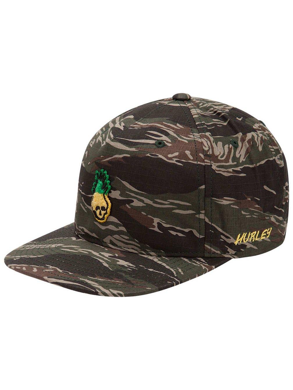 Hurley Pineapple Gorra Hombre Talla /Única Verde Camo Green
