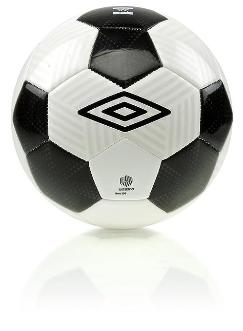 Umbro Neo Trainer - Balón de fútbol, Color Blanco, Negro y Plata ...
