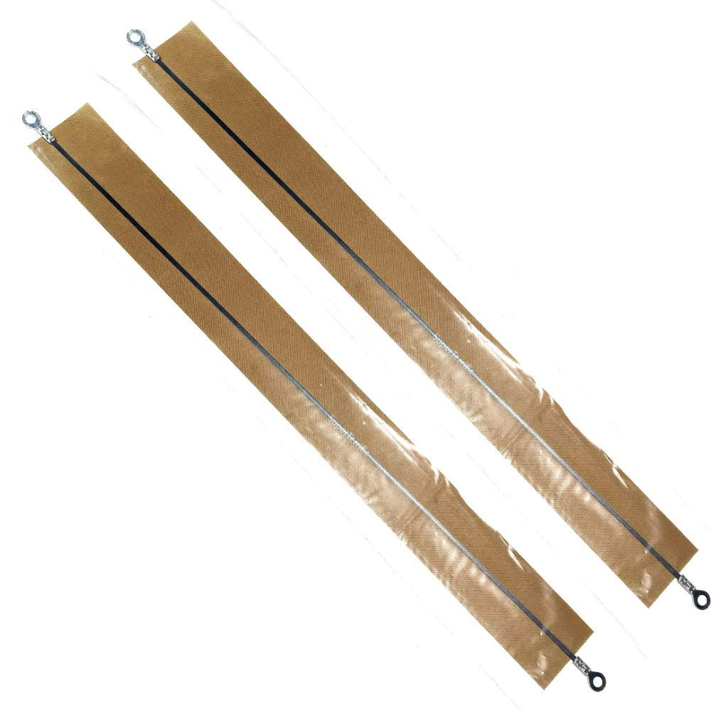 "2-Pack: 12"" inch Impulse Sealer ???? Heating Element Service Spare Repair Parts Kit PFS-300 FS-300 PSF-300 PSF300 F-300"