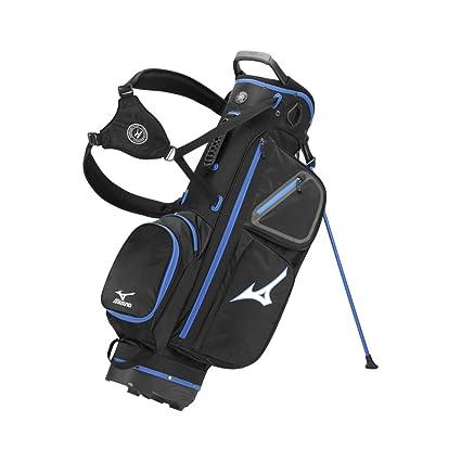 Amazon.com   Mizuno Golf Elite Stand Bag Black   Sports   Outdoors da332ecfa68a