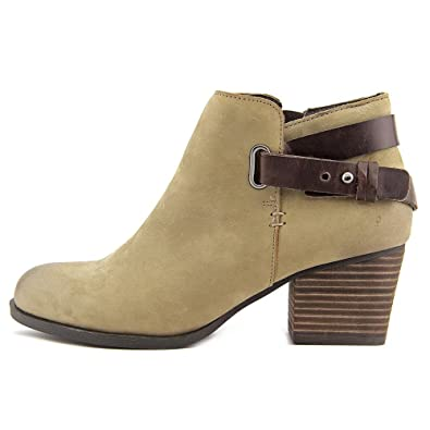 Sole Society Women's Angie Cow Leather Taupe Ankle-High Cross Trainer Shoe  - 7.5M: Sole Society: Amazon.ca: Shoes & Handbags