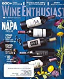 * THE NAPA ISSUE * Catalonian Wine l Seafood Simplified l Rum Cocktails - June, 2015 Wine Enthusiast Magazine [OVER-SIZED]