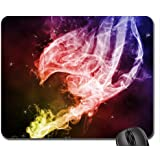 Fairy tail Logo Mouse Pad, Mousepad (10.2 x 8.3 x 0.12 inches)