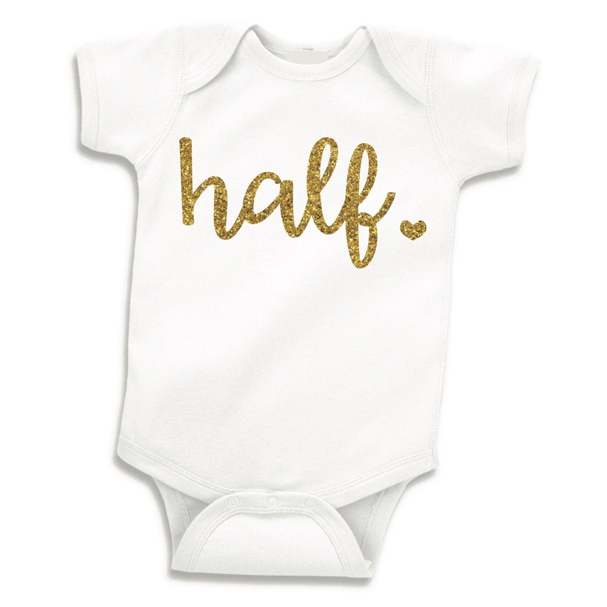 e39ef1fb Amazon.com: Half Birthday Outfit Baby Girl, 6 Month Photo Outfit Girl (6-12  Months): Baby