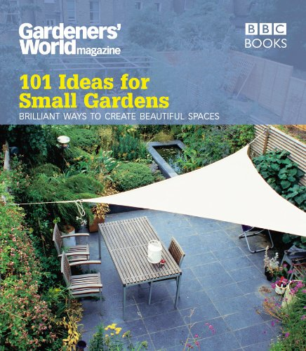 Cheap  Gardeners' World: 101 Ideas for Small Gardens