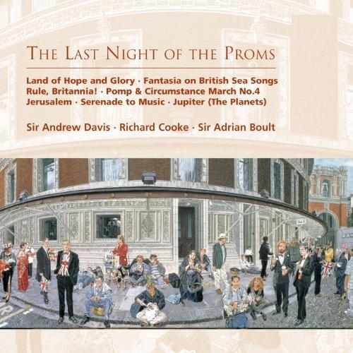 Last Night Proms Various artists