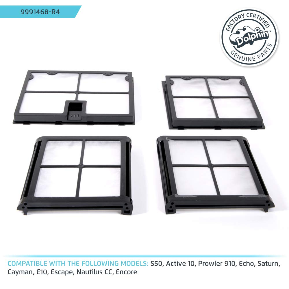 Dolphin Fine Filter Panels by Dolphin