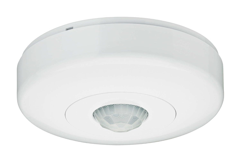 Philips OccuSwitch Inalámbrico Blanco - Sensor de Movimiento (Inalámbrico, 260 g, Blanco, 122 x 122 x 45 mm): Amazon.es: Bricolaje y herramientas