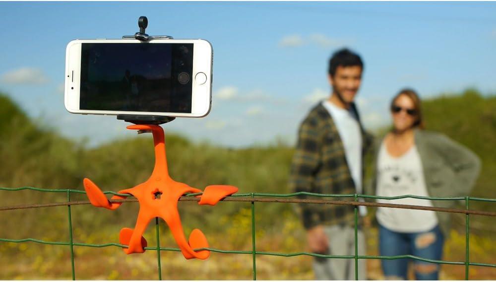 Gekko Pod para cámara GoPro, color negro: Amazon.es: Electrónica