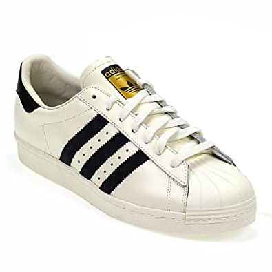 3fc2256022a Adidas Originals Superstar 80s Deluxe, Sneakers Bass Herren, weiß ...