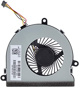 Laptop CPU Cooling Fan Replacement for HP 15-AC 15-AY 15-AC020nr 15-ac150ds 15-ac151dx 15-ac148ds 15-ac158nr 15-ac159ur 15-ac136ds 15-ac121dx Series