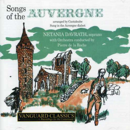 Songs of the auvergne lyrics