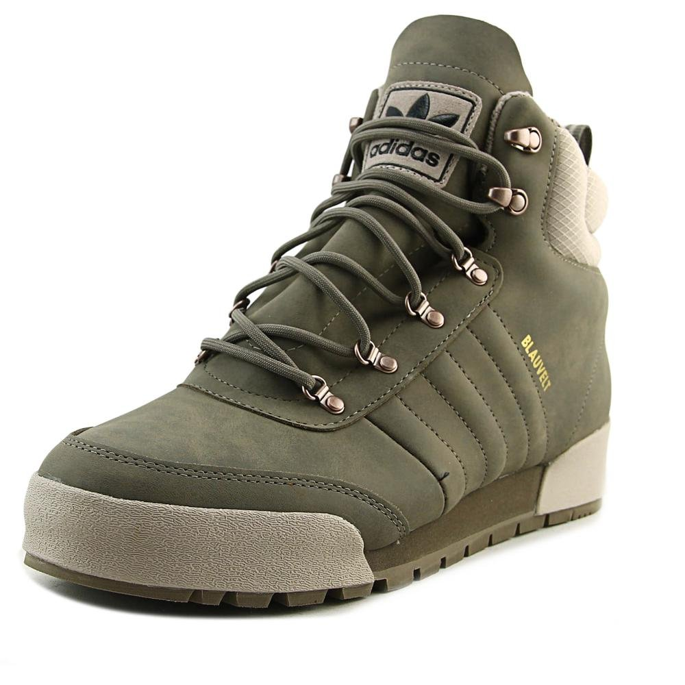 big sale 07367 ca095 Galleon - Adidas Mens Jake Boot 2.0  High Top (Simple Brown Vapour Grey Core  Black, Size 9)