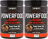 Onnit Powerfood Active: Vegan Hemp Protein Powder (60 Servings)