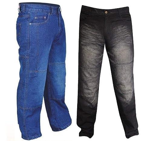 Max5 pantalones vaqueros para motocicleta, pantalones ...