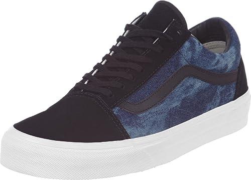 ad23010b08 VANS Schuhe - Sneaker OLD SKOOL - suede denim black